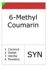 6-Methyl Coumarin