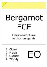 Bergamot Oil FCF