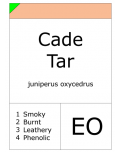 Cade Tar (Rectified)