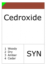Cedroxide