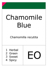 Chamomile (Blue)