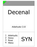 Decenal (Aldehyde C10)