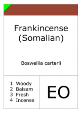 Frankincense (Somalian)
