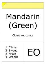 Mandarin (Green)
