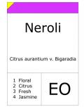 Neroli (Tunisian)