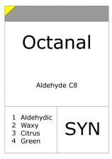 Octanol (Aldehyde C8)