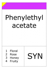 Phenylethyl acetate