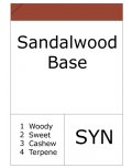 Sandalwood Base
