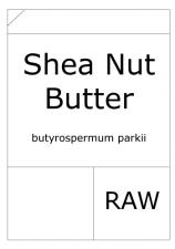 Sheanut butter