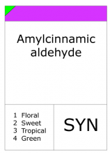 Amyl cinnamic aldehyde (ACA)