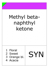 Methyl beta-naphthyl ketone