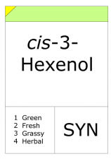 cis-3-Hexenol