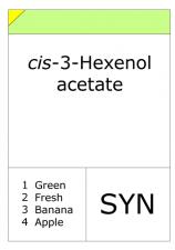 cis-3-Hexenol acetate