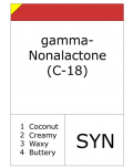 gamma-nonalactone (aldehyde C-18 - so-called)