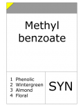 Methyl benzoate