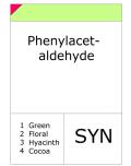 Phenylacetaldehyde (100%)